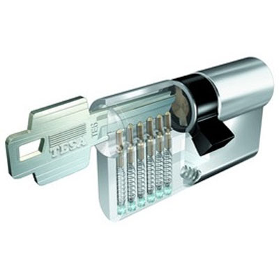 TESA TE6 standard cylinder