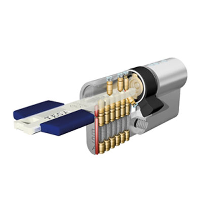 TESA TX80 high security patented cylinder