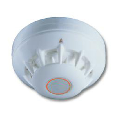 Texecom Exodus FT64 - Exodus 64°C fixed term heat detector detects Temperatures above 64°C.