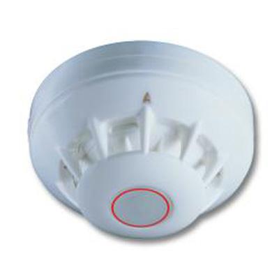 Texecom Exodus FT90 - Exodus 90°C fixed temperature heat detector detects Temperatures above 90°C