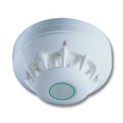 Texecom Exodus RR- Exodus rate of rise heat detector detects rapid temperature increases or temperatures above 58°C