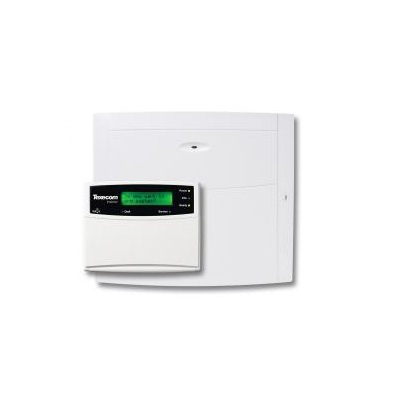 Texecom Premier Elite 48-W Complete Kit - Wireless control panel kit with RICOCHET mesh technology