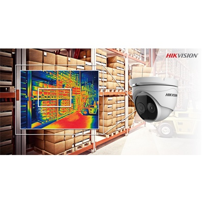 Hikvision DS-2TD1217-2/V1 IP camera