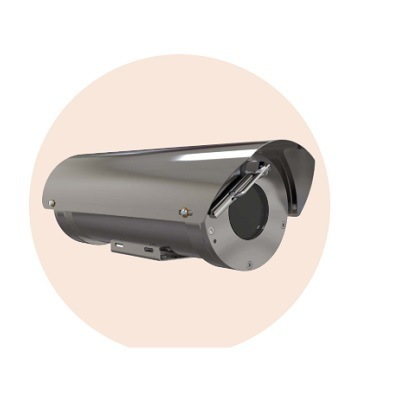 Hanwha Techwin America TNO-6070E1W-Z Explosion Proof Fixed Camera