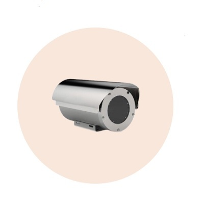 Hanwha Techwin America TNO-6320EP-Z Explosion Proof Zoom Camera