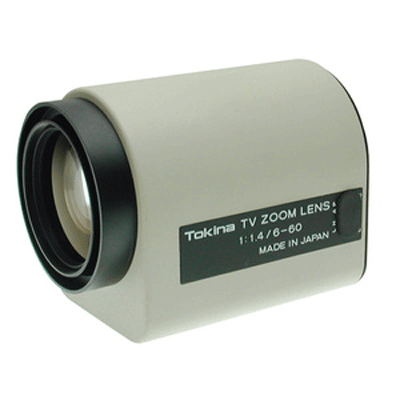 Tokina TM10Z0614GAIDC CCTV camera lens with 10x zoom