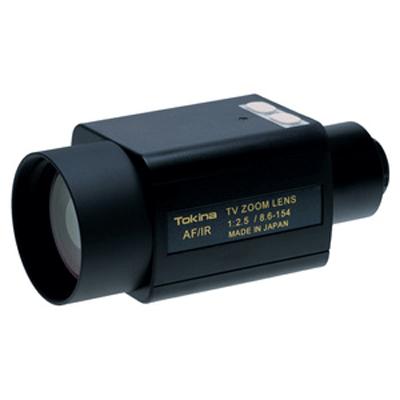 Tokina TM18Z8625AF-IR CCTV camera lens with auto iris and motorised zoom