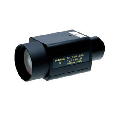 Tokina TM18Z8625NIR IR corrected CCTV zoom lens with C mount