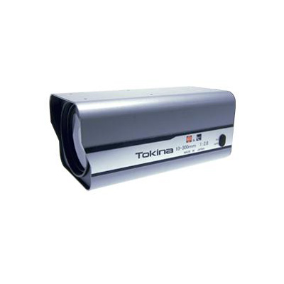Tokina TM30Z1028GAIIR 1/2 inch CCTV lens with C mount