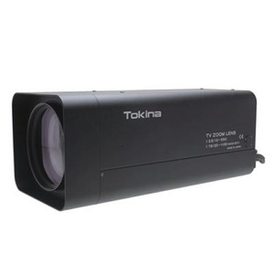 Tokina TM55Z1038N CCTV camera lens with super motorised zoom lens