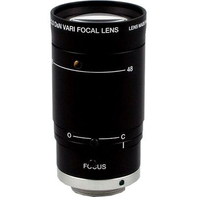 Tokina introduces the TVR1620HDIR megapixel lens with focal length 16-48mm