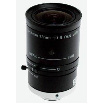 Tokina TVR4518HDIR HD varifocal megapixel CCTV camera lens with CS mount