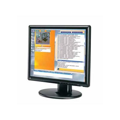 Topaz ACURT2-EX-MU-GE two reader control panel expansion kit