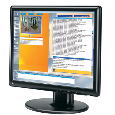 Topaz TPZ-SYS-A-GE two-reader system