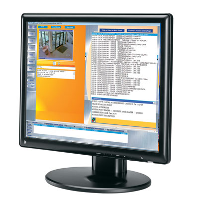 Topaz TPZ-SYS-B-GE two-reader access control software