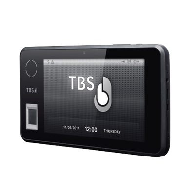 Touchless Biometric Systems (TBS) 2D PORTABLE Access control reader