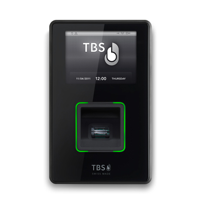 Touchless Biometric Systems (TBS) 2D TERMINAL multi-functional touch terminal