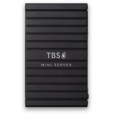 Touchless Biometric Systems (TBS) MINI SERVER - compact biometric server