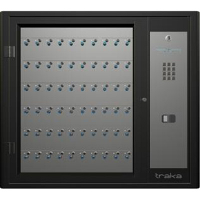 Traka S-Series key cabinet