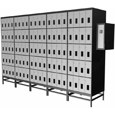 Traka Weapons Lockers