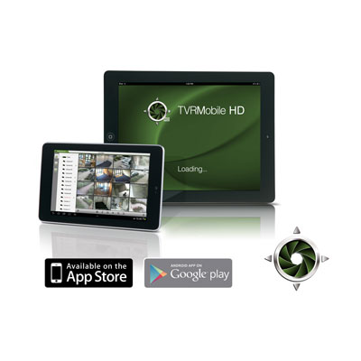 TruVision TruVision TVRMobile HD monitoring software