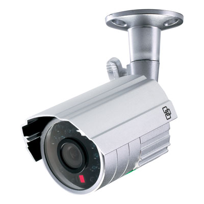 TruVision TVC-5125BE-3-N 550 TVL true day & night fixed lens bullet camera