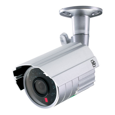 TruVision TVC-5125BE-3-P 550 TVL bullet, outdoor true day & night fixed lens camera
