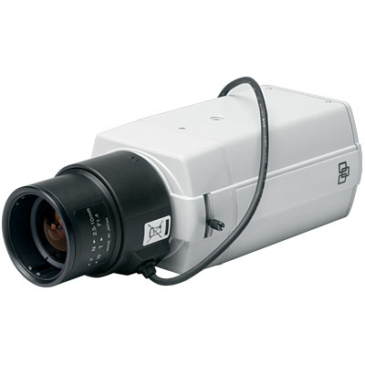 TruVision TVC-6110-1-N 600TVL Color/monochrome Box Camera