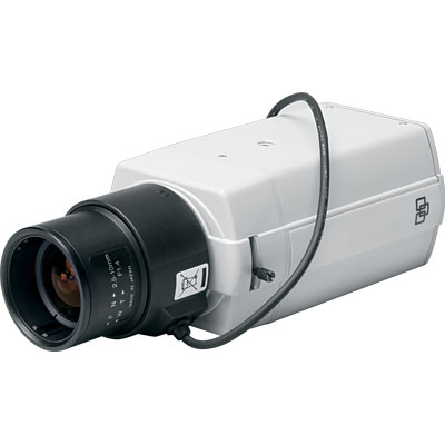TruVision TVC-6120V-1-N 600 TVL true day & night box camera