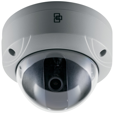TruVision TVD-1101/3101 day/night indoor IP dome camera