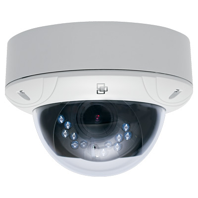 TruVision TVD-6125VE-2-N true day/night IR dome camera