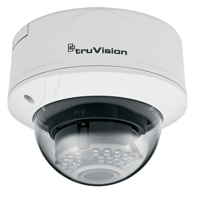 TruVision TVD-M3210V-2-N 3MP colour/monochrome indoor vandal IP dome camera