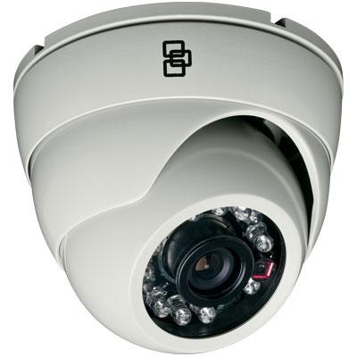 TruVision TVD-TIR6-MR 600 TVL colour/monochrome IR dome camera