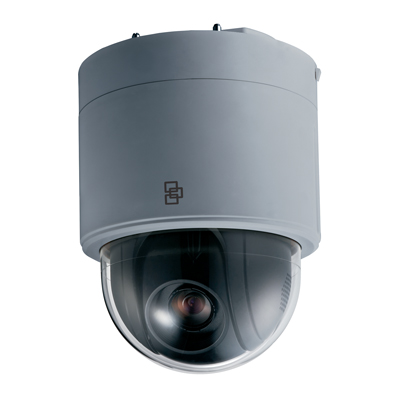TruVision TVP-2105 1/4 Inch True Day/night PTZ Dome Camera