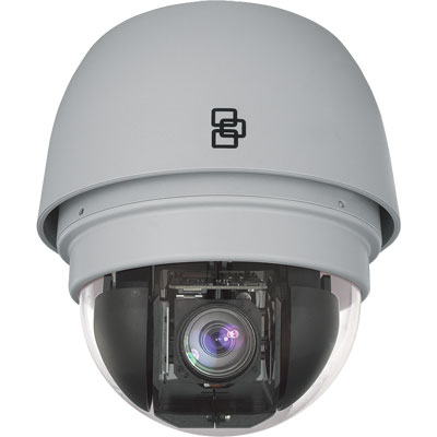 TruVision TVP-36DN 1/4 colour/monochrome 650TVL 0.1lux PTZ digital wall mount 24 V AC