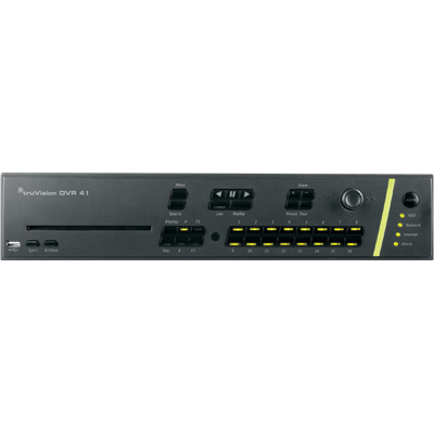 TruVision TVR-4108-4T 8-Channels Digital Video Recorder With 4TB Storage