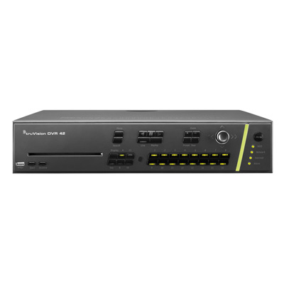 TruVision TVR-4216-2T 16 channel 2TB H.264 digital video recorder