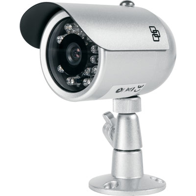 TruVision TVT-2103 700 TVL colour/monochrome IR turret camera