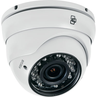TruVision TVT-4101 700 TVL colour/monochrome IR turret camera