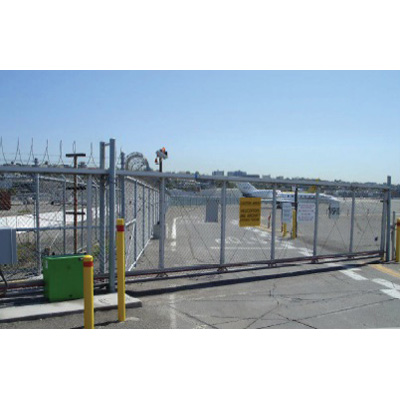 Tymetal Corp Fortress Structural Cantilever Slide Gate Gate
