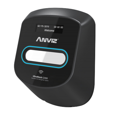 Anviz UltraMatch S2000 Iris Recognition System