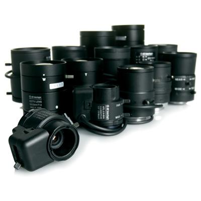 UltraView KTL-2.8-8VM 1/3-inch Format Varifocal Manual Iris Lens