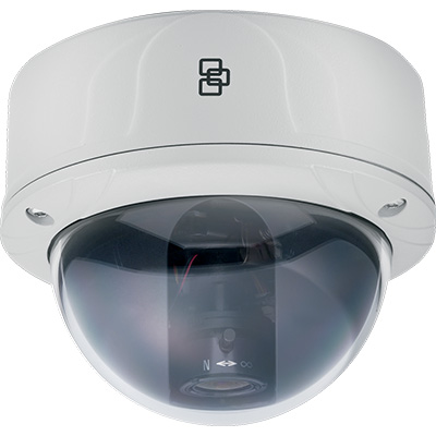UltraView UVD-6120VE-2-P 650 TVL true day/night rugged dome camera