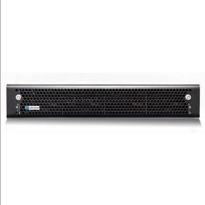 Wavestore V212-24PU4-HR-4G-NA-D11 2U rack-mount NVR, 24TB storage, 1,200Mbps, HyperRAID and EcoStore ready, dual PSU