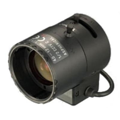 Vanderbilt 12VG412ASIR varifocal lens 4–12mm C mount