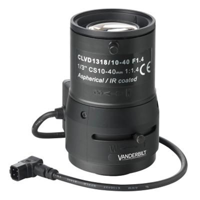 Vanderbilt 13VG1040ASIR Varifocal Lens 10–40mm CS mount
