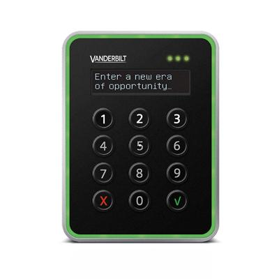 Vanderbilt AP41M-12 Access control system