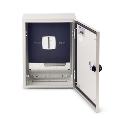 Vanderbilt (formerly known as Siemens Security Products) BM6000-IP networkable door entry control unit