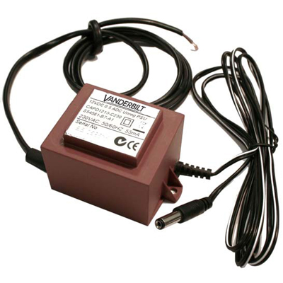 Vanderbilt CAPD1210-C230 12 V DC power supply