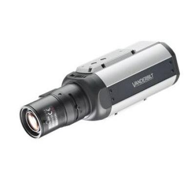 Vanderbilt CCMW2035 2MP high performance IP box camera with H.264 and MJPEG